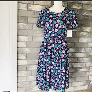 NWOT Lularoe Amelia Dress